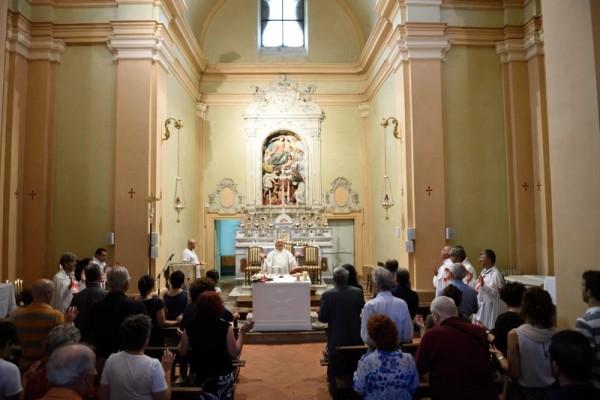 Tagliacozzo: parroco preso a pugni da un fedele