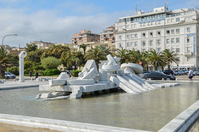 Pescara: effetto sorpresa per i turisti stranieri