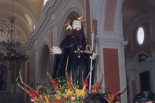 Villalago: S. Domenico, le spoglie dopo 1000 anni