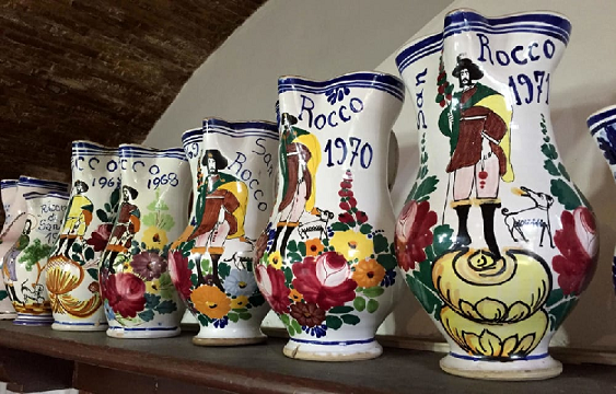 Roccamontepiano, si rinnova la Festa di San Rocco