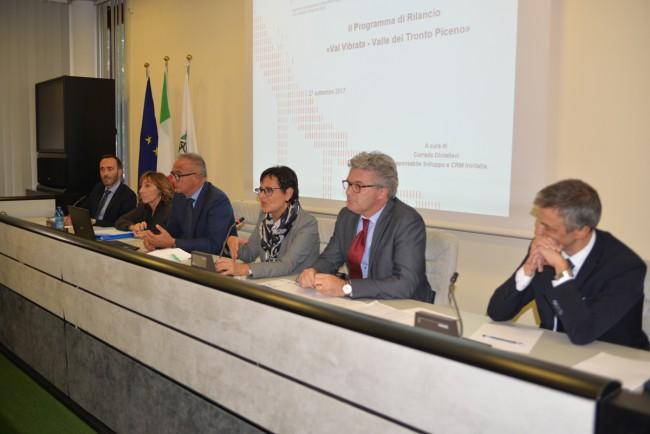 Aree di crisi complessa Abruzzo-Marche: partono le prime misure