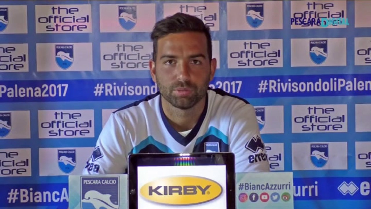 Pescara calcio, Proietti non recupera