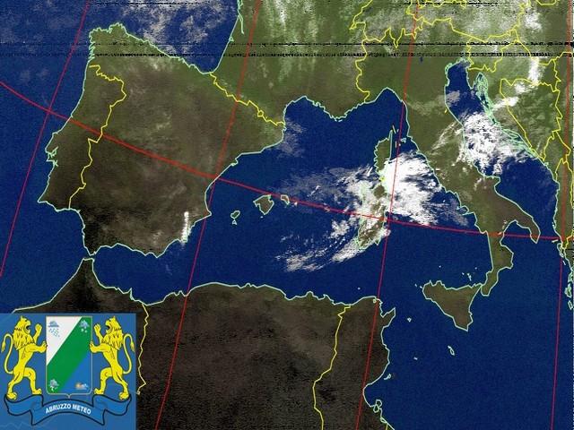 Previsioni meteo Abruzzo mercoledì 13 settembre