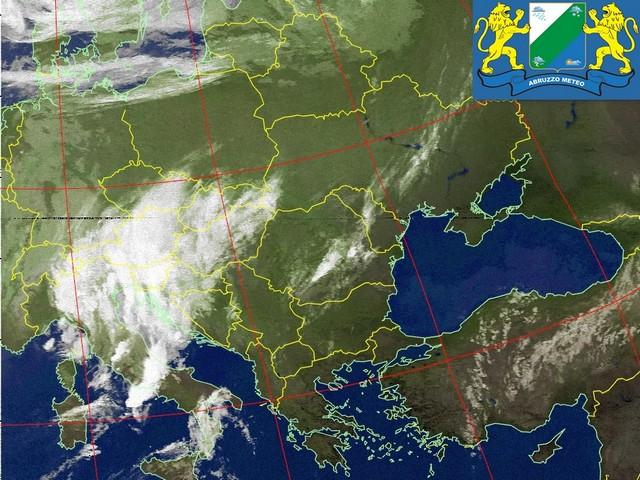 Previsioni meteo Abruzzo 19 settembre