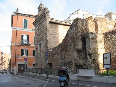 Chieti, i luoghi della Teate Romana