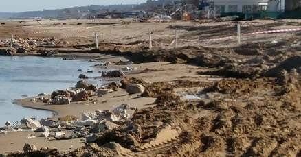Francavilla, primo si al progetto anti erosione