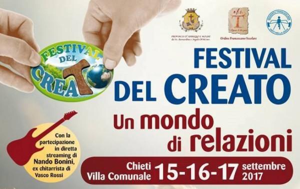 """Festival del Creato a Chieti : Vitiello """"non siate ostili"""""""
