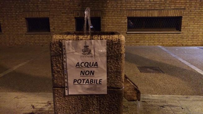 Pescara: le acque restano agitate