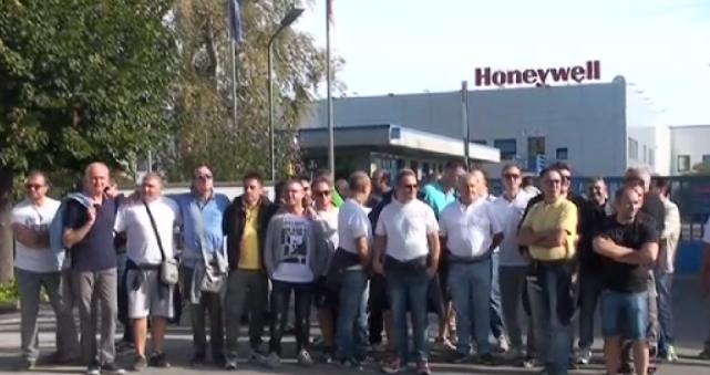 Vertenza Honeywell: istituito un tavolo permanente in Regione