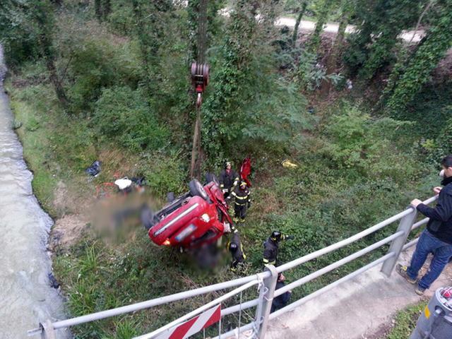Miglianico, fratelli morti nell'incidente scagionata la Provincia