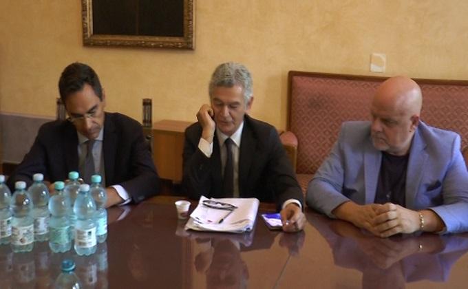 Teramo: incontro in provincia con i vertici Enel