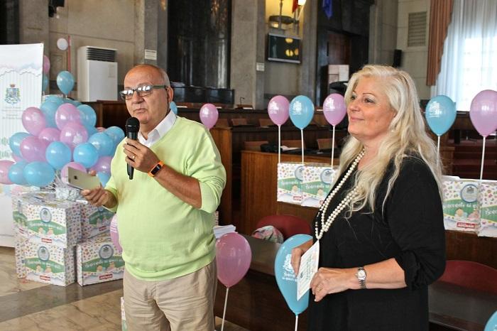 Pescara: Comune dà benvenuto a nuovi nati