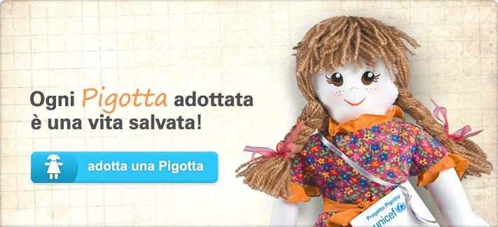 Pescara: UNICEF, laboratorio per Pigotta
