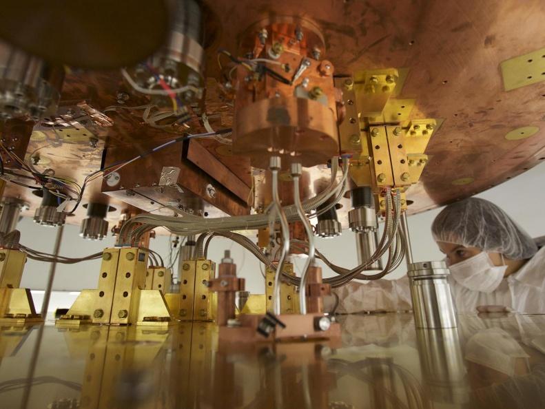Lnfn, esperimento Cuore svelerà il mistero dei neutrini