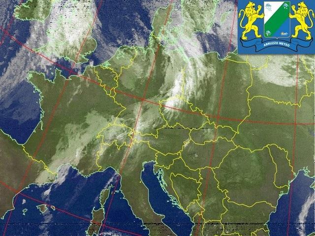 Previsioni meteo Abruzzo sabato 21 ottobre