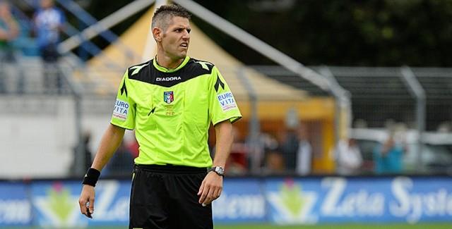 Serie B Ascoli Pescara – Ecco l'arbitro