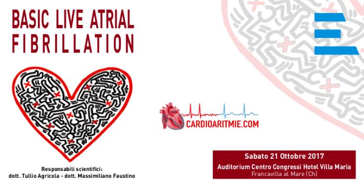 Francavilla: esperti a confronto sul tema delle aritmie cardiache