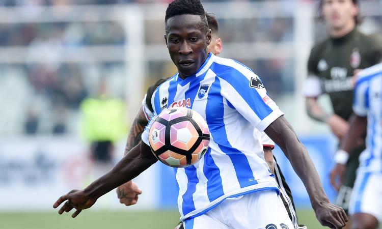Serie B - Colpo grosso del Cittadella a Pescara
