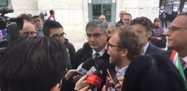 """Lotti a Pescara: """"Antisemitismo, non abbasseremo la guardia"""""""