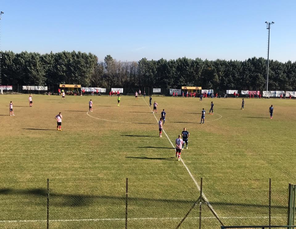 Pescara calcio, tre gol nel test col Fossacesia