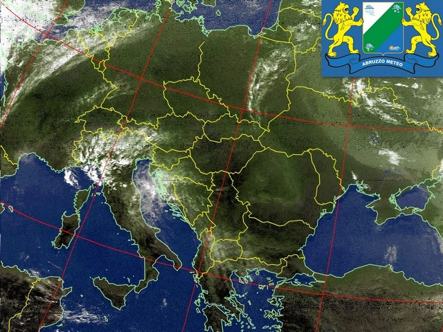 Previsioni meteo Abruzzo Mercoledì 18 Ottobre