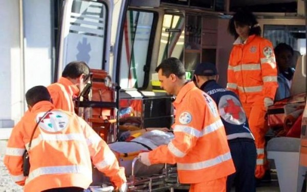 Operaio muore schiacciato a Civitella del Tronto