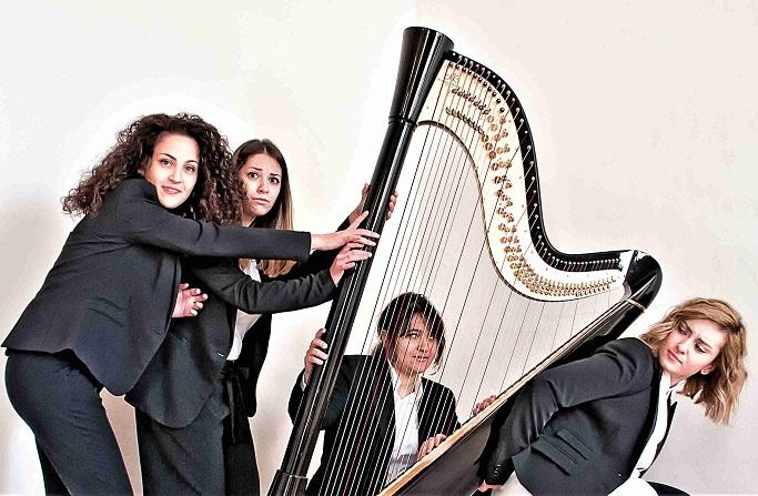 Pescara, al Florian Pop Harps in concerto