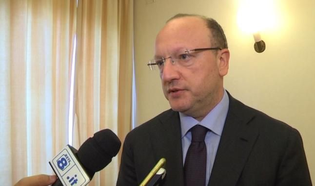 """Boccia al Tg8: """"Tutte le condizioni per investire anche in Abruzzo"""""""