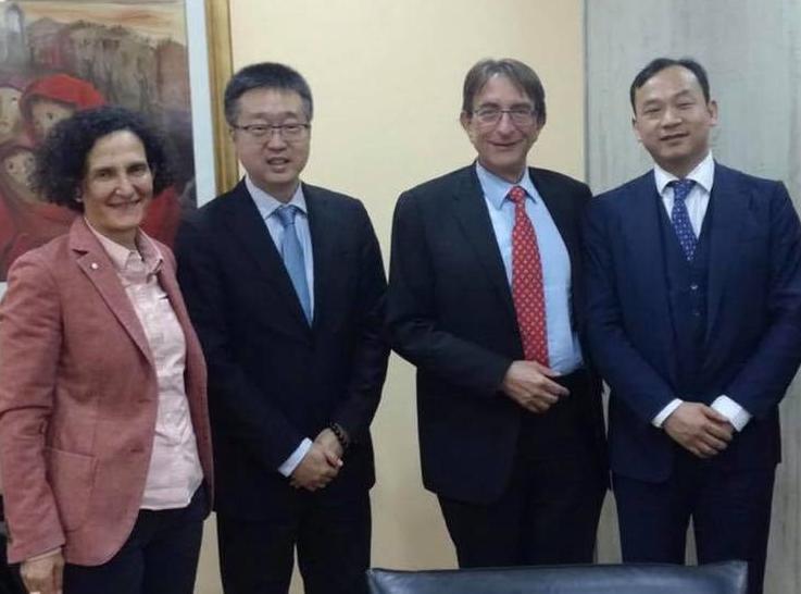 I cinesi investono a L'Aquila grazie al 5G