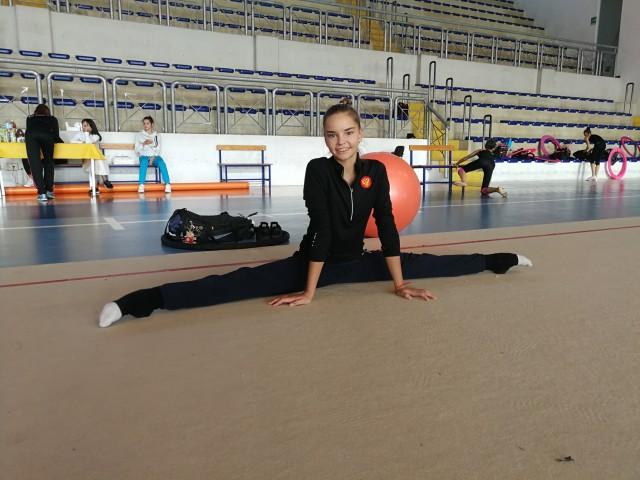 Ginnastica Ritmica – Dina, l'iridata di Russia