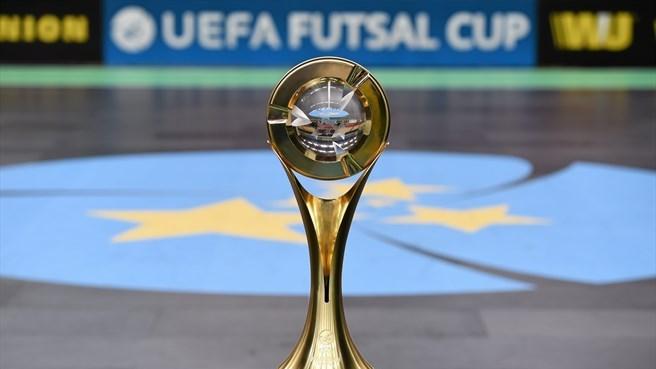 Uefa Futsal Cup – Pescara, il girone dell'Elite Round