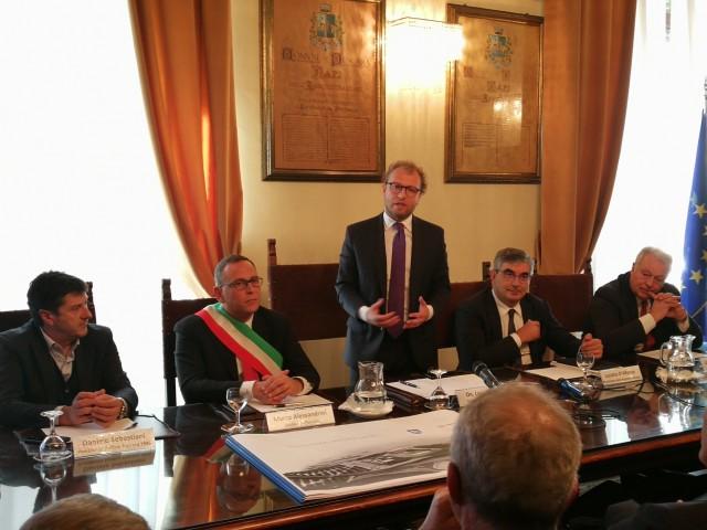Ministro Lotti: