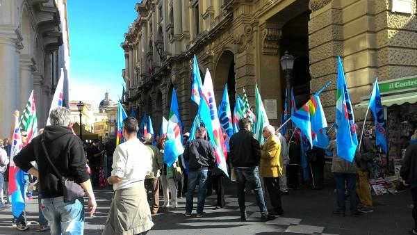 Il lavoro che non c'è: mobilitazione anche in Abruzzo
