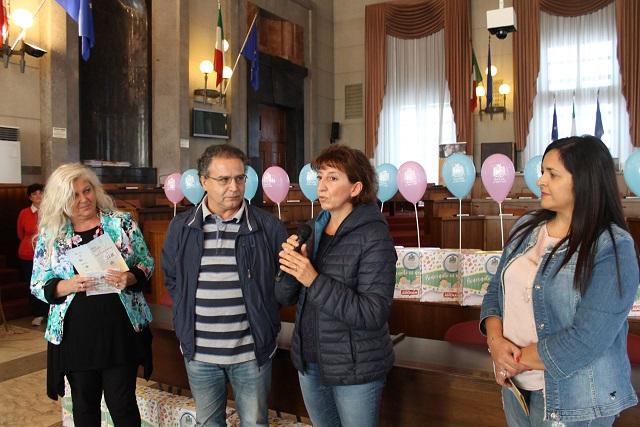 Pescara, in Comune il benvenuto ai nuovi nati di Settembre
