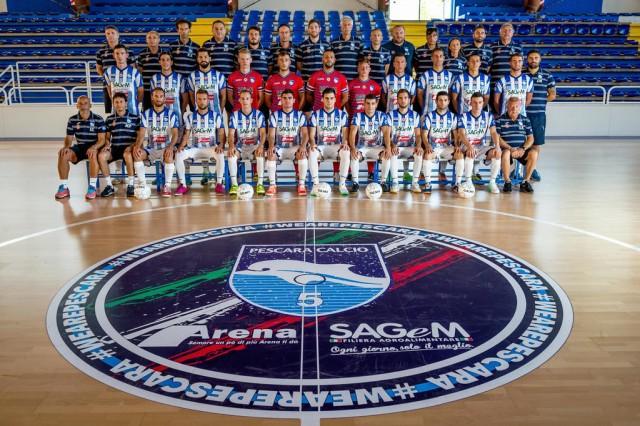 Calcio a 5 – Serie A: Pescara recupera con la Lazio