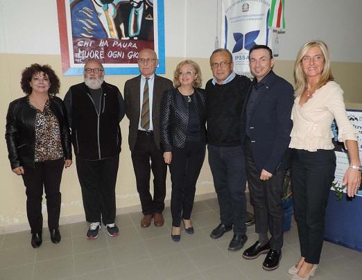 Pescara, Giovanni Impastato intervenuto al Premio Borsellino