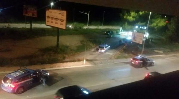 Silvi, ladri d'appartamento messi in fuga dalla polizia dopo un inseguimento