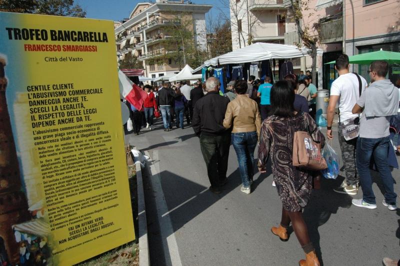 Vasto, 31^ edizione del Trofeo Bancarella