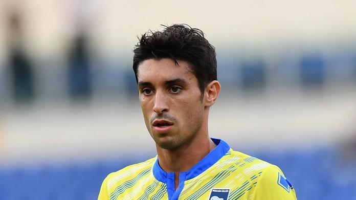 Pescara calcio, differenziato per Brugman