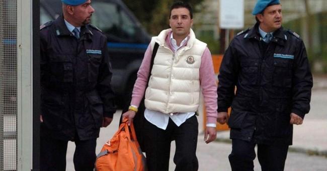 Violata libertà vigilata, il figlio di Riina in carcere a Vasto