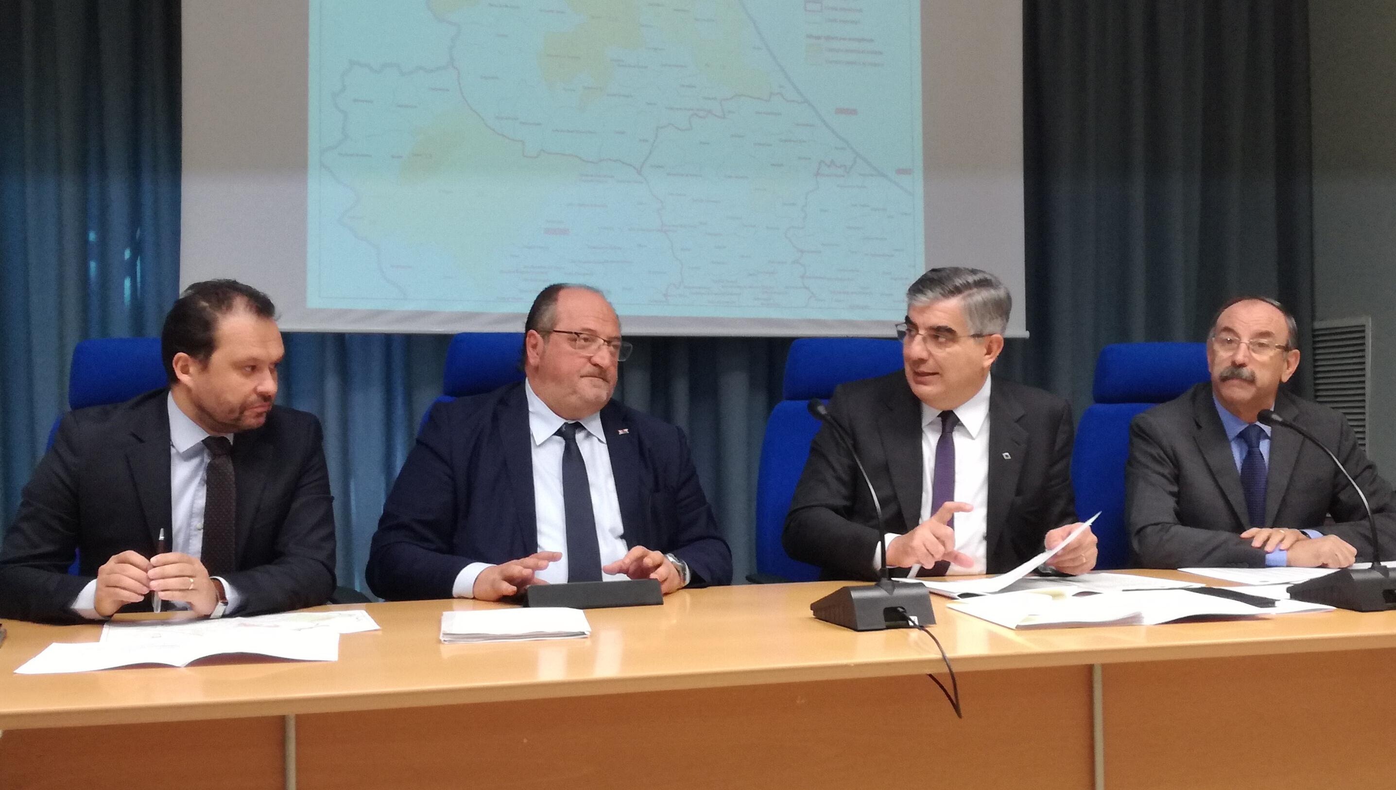 Sisma Abruzzo, oltre 400 case per gli sfollati