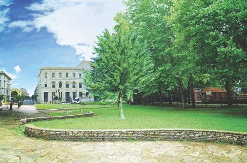 Il parco centrale di Pescara all'Urbapromo di Milano