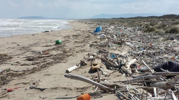 """Rifiuti spiaggiati: Mazzocca """"incrementare i fondi"""""""