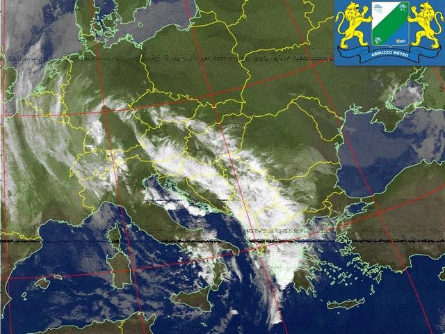 Previsioni meteo Abruzzo Mercoledì 8 Novembre