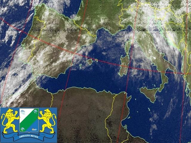 Previsioni meteo Abruzzo venerdì 3 novembre