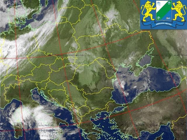 Previsioni meteo Abruzzo venerdì 10 novembre