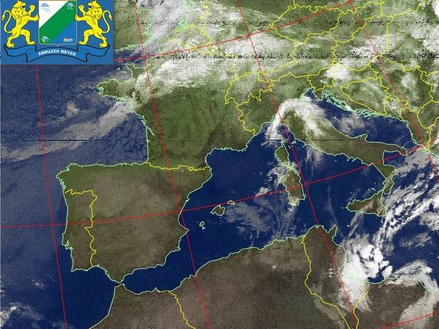 Previsioni meteo Abruzzo domenica 12 novembre