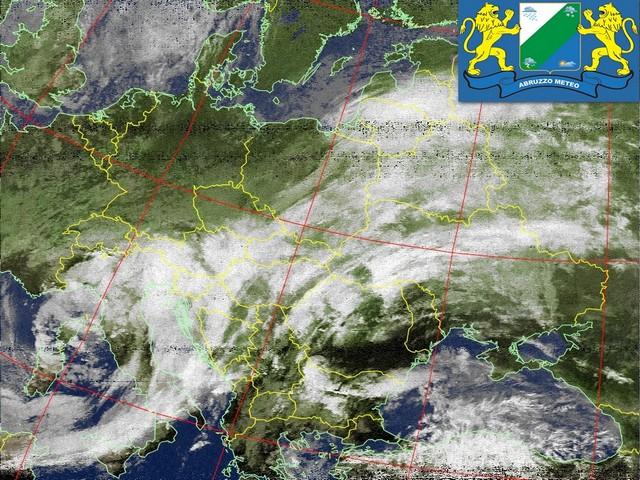 Previsioni meteo Abruzzo martedì 14 novembre