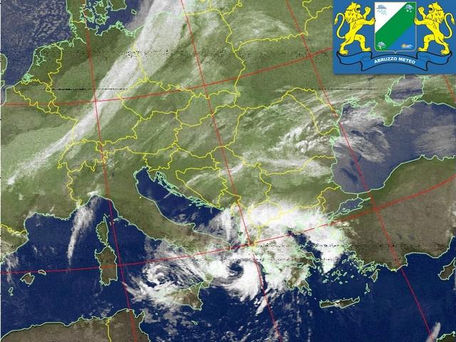 Previsioni meteo Abruzzo venerdì 17 novembre