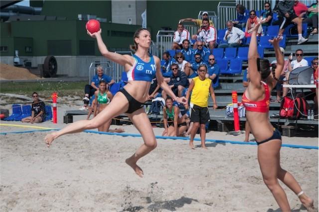 Beach Handball, Mondiali 2020 a Pescara e Montesilvano